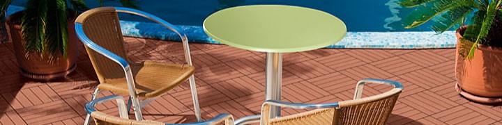 Werzalit Vivo Solid Colour Tops
