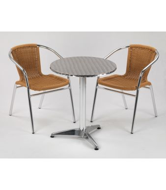 Bistro Set 1 (Weave Chairs) (3)
