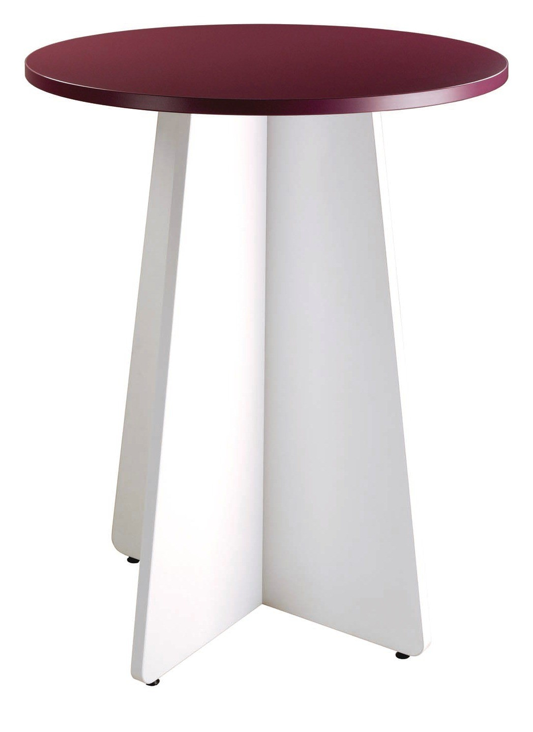 Round Standing Height Snack Table Alto 800mm Online Reality