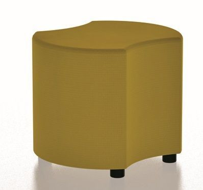 Bondai Low Stool With A Double Cut Out