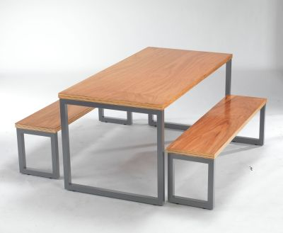 Aspect Bench Dining Set 1