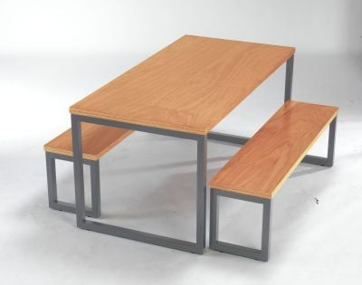 Aspect Bench Dining Set