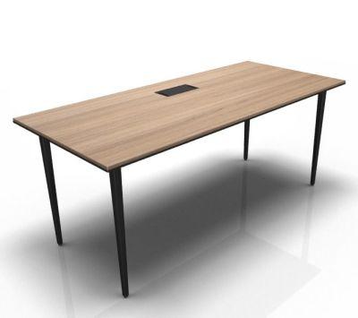 Rectangular Designer Desk Longo 1800mm X 800mm Online Reality