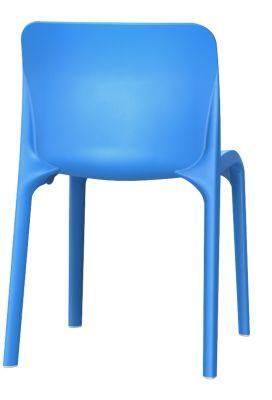 Pop Chair In Sky Blue Rear View