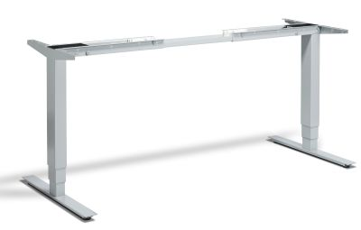 Swift Plus Height Adjustable Desk Frame and Control