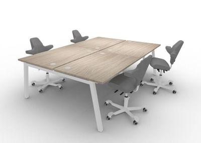 Alumnia - Bleached Oak 2 Desk