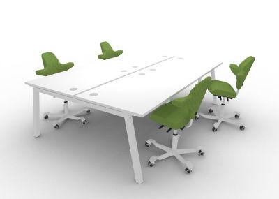 Alumnia - White 2 Desk