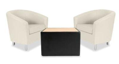 Tritium Tub Chair Bundle Deal Cream