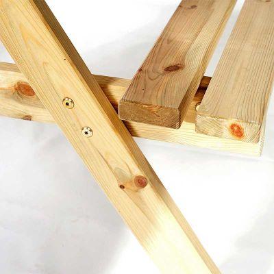 Stanton Picnic Tables Detail Viewe