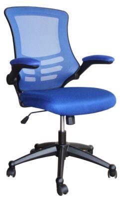 Saffron Executive Mesh Chair Blue