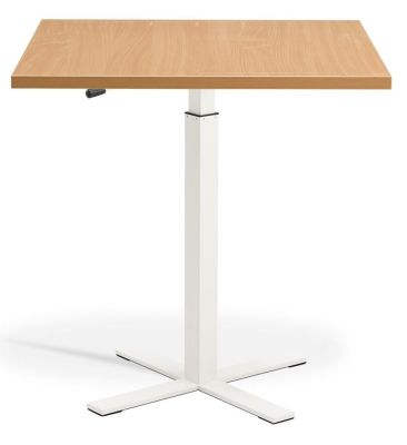Swift Height Adjustable Pedestal Table