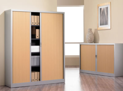 X Fit A Tambour Cupboards