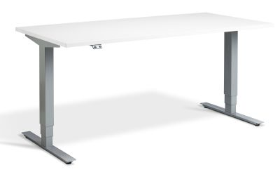 Swift Plus Height Adjustable Rectangular Desks