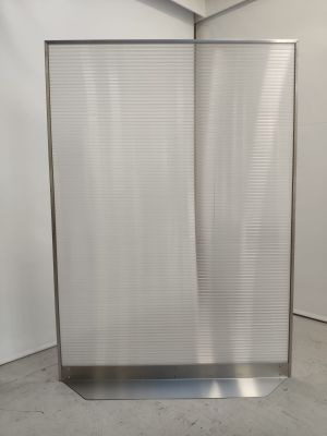 Armour Express Full Height Polycarbonate Screen
