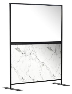 Armour Express Marble/Clear Stock Hospitality Screen