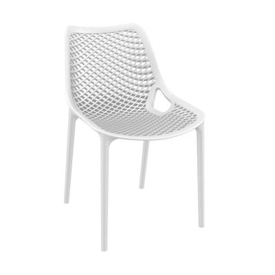 Onda Outdoor Dining Chairs White