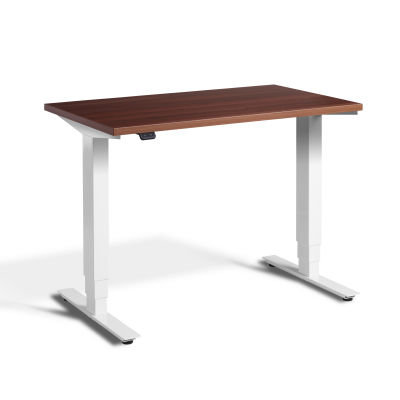 Swift Mini White Height Adjustable Desk