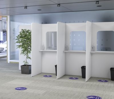 Staysafe Protection Booths