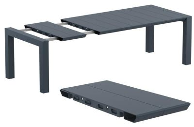 Degal Large Extendable Outdoor Contract Table